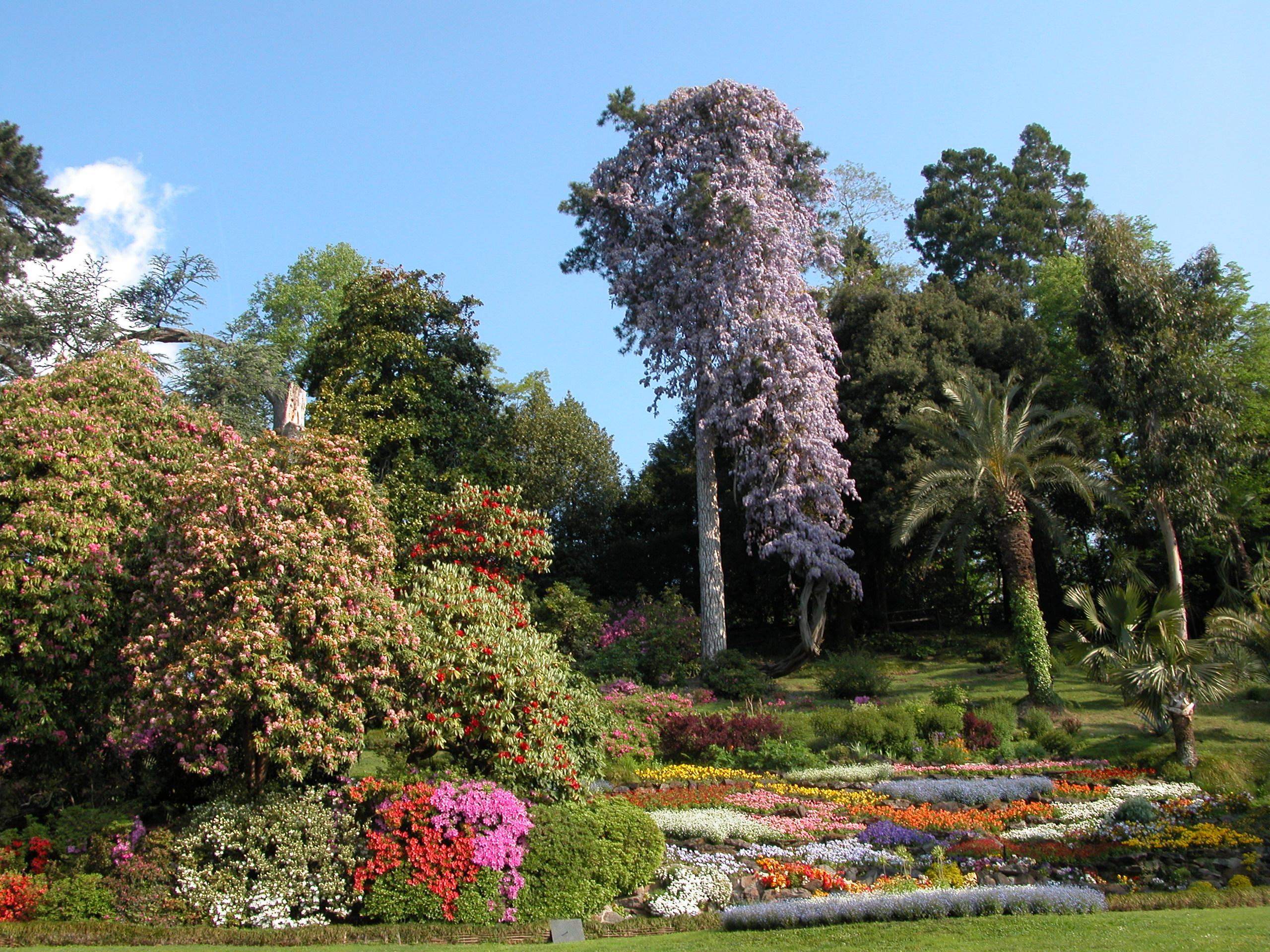 News dagli orti aprile rete orti botanici della lombardia for Giardino botanico milano